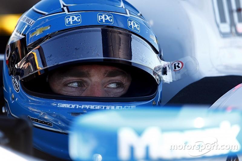 Проблеми з гальмами завадили Сімону Пажно в кваліфікації Гран Прі Сент-Піта