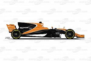 Formule 1 Preview Guide F1 2017- McLaren-Honda, la somme de toutes les peurs
