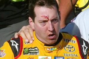 NASCAR Cup Ultime notizie NASCAR, video Far West: scazzottata tra Busch e Logano a Las Vegas