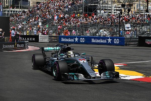 Formel 1 News Lewis Hamilton mit Platz 7 bei F1 in Monaco