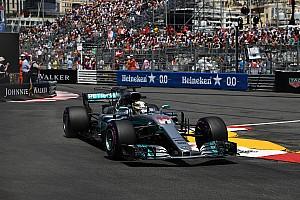 Hamilton: Monaco car handling