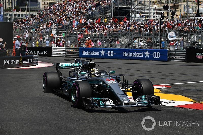 """Hamilton: """"El coche se comportó más extraño que nunca desde que estoy aquí"""""""