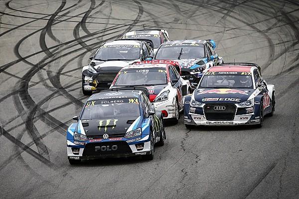 World Rallycross Breaking news Volkswagen, Subaru sign up for new American rallycross series
