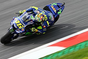 MotoGP Breaking news Rossi: Tyre problem to blame for