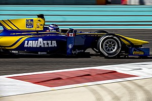 FIA F2 Testing report Latifi ends post-season GP2 test on top