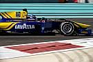 Latifi ends post-season GP2 test on top