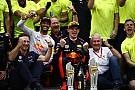 """Jos Verstappen: """"A fiam teljesen megérdemelten és erőből nyerte meg a Maláj Nagydíjat"""""""