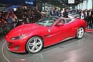 Prodotto Fotogallery: le splendide vetture del Salone Internazionale di Francoforte