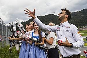 Формула 1 Избранное Гран При Австрии: лучшее из соцсетей