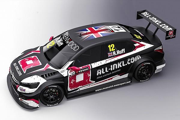 世界房车锦标赛 突发新闻 离开本田,荷夫重返Münnich Motorsport