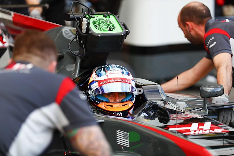 """Grosjean et Haas placent """"beaucoup d'espoir"""" dans les recrues"""