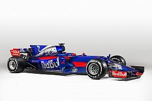 Toro Rosso traz pintura alusiva a refrigerante ao STR12