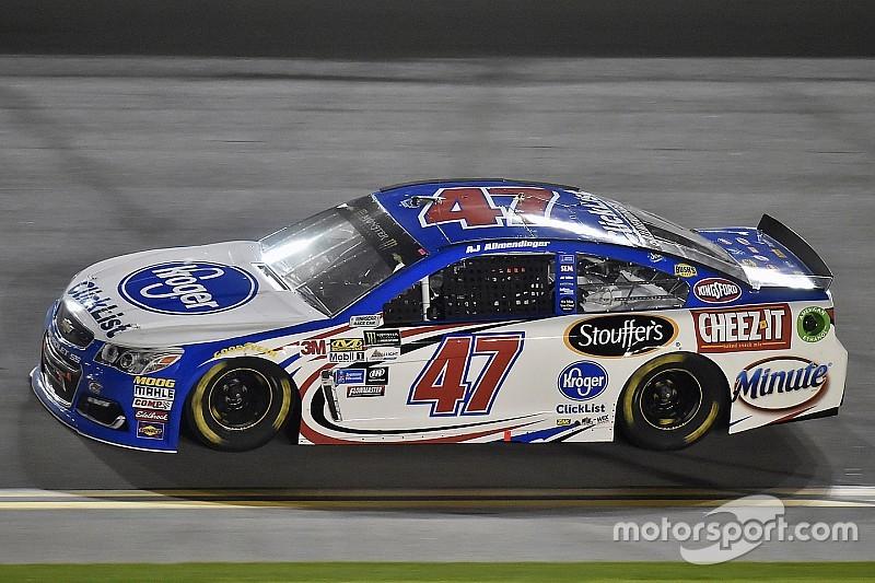 Allmendinger iguala su mejor resultado en Daytona 500