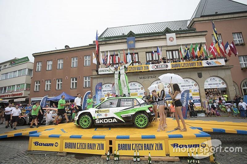 ERC у Чехії: сьома домашня перемога Копецкі
