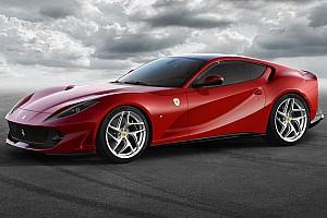 Auto Actualités Vidéo - La Ferrari 812 Superfast sous tous les angles