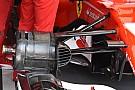 Forma-1 A padlólemez új, de a felfüggesztés régi Vettel Ferrariján