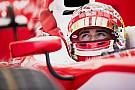 FIA F2 Silverstone F2: Leclerc leads Rowland in Thursday practice