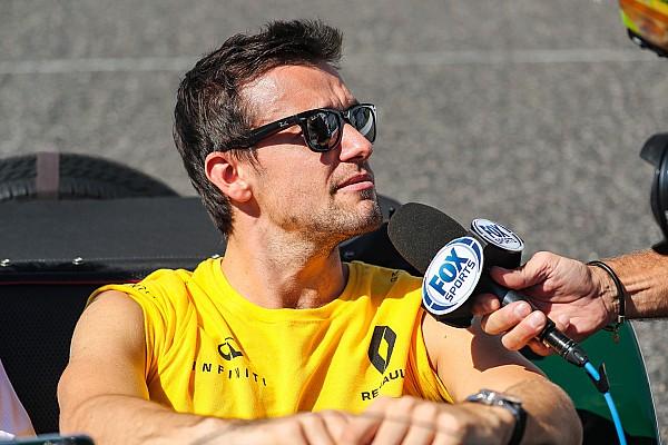 """F1 帕默尔承认雷诺决定在时间点上""""合理"""""""