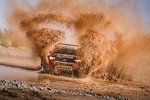 Cross-Country Rally Noticias de última hora Al Attiyah manda en la primera parte de la Marathon del Rally de Marruecos