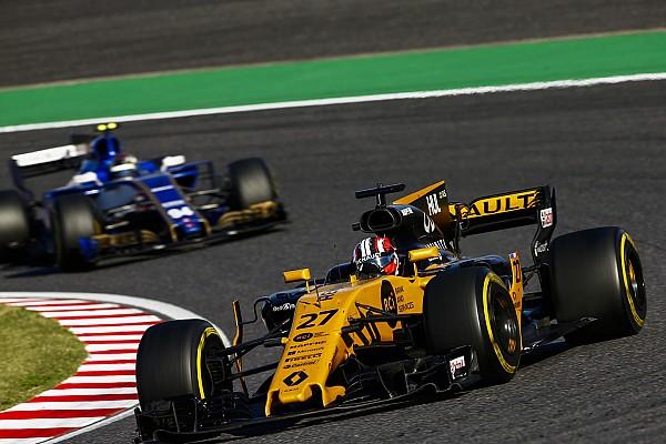 Formula 1 Intervista Renault non teme di essere battuta da McLaren nel 2018