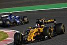 Formula 1 Renault non teme di essere battuta da McLaren nel 2018