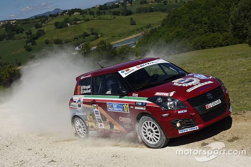 Il Suzuki Rally Trophy all'appuntamento con gli sterrati del San Marino
