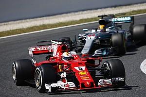 Formel 1 Analyse F1-Analyse: Warum Ungarn 2017 für Ferrari zur Krise werden könnte