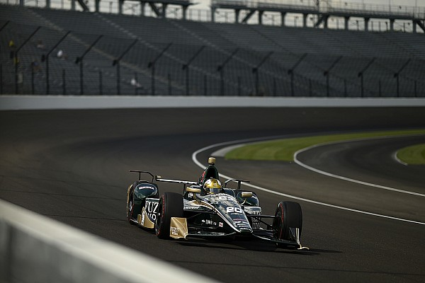 Indy 500: Ed Carpenter vorne, Fernando Alonso schafft Fast Nine