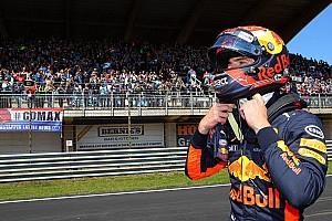 Formule 1 Special feature Foto's: Feest op Zandvoort met Max Verstappen