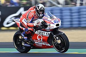 MotoGP Practice report Le Mans MotoGP: Redding tops FP3, Pedrosa and Lorenzo slowest