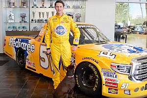 NASCAR Truck Breaking news Todd Gilliland to make NASCAR Truck debut next month