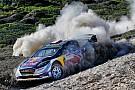 WRC Ogier está listo para encarar la segunda parte de la temporada