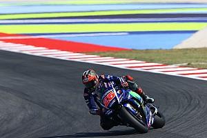 MotoGP Réactions Viñales moins agressif dans son pilotage, et ça paye