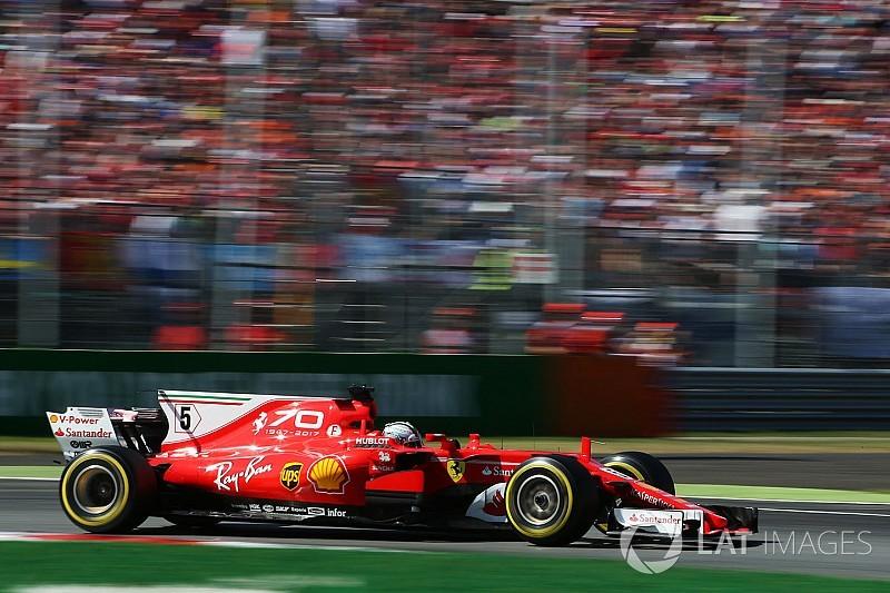 Finis ketiga, masalah setir hantui Vettel