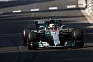 【F1】ハミルトン「FP2でメルセデスが苦戦した原因はわからない」