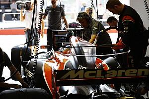 Video: McLaren lässt den MCL33 an