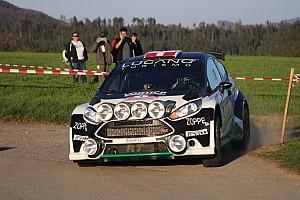 Schweizer rallye Fotostrecke Bildgalerie: Sieg von Sébastien Carron bei der Critérium Jurassien