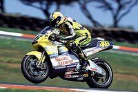 26 Jahre in der WM: Alle Motorräder von Valentino Rossi