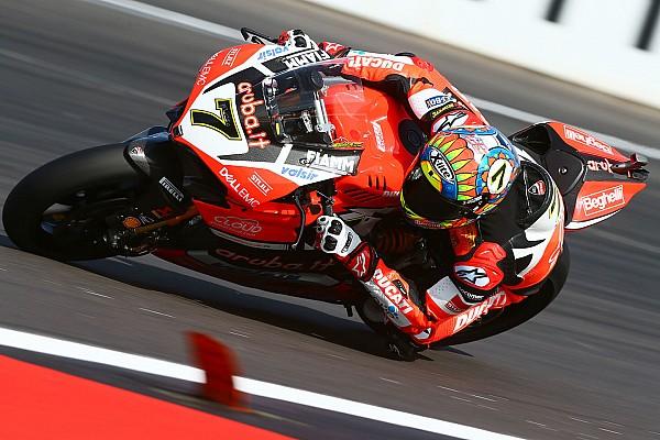 World Superbike WorldSBK Jerman: Davies hentikan laju Sykes