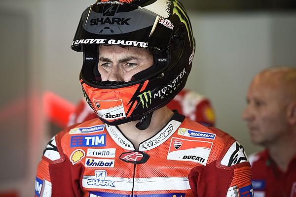MotoGP Lorenzo: Crutchlow e Capirossi precisam ficar mais quietos