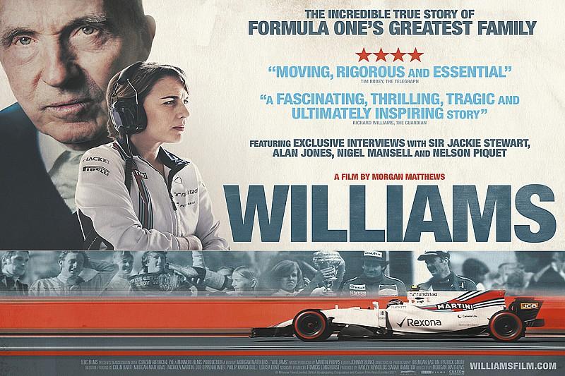 Film tentang tim F1 Williams siap dirilis