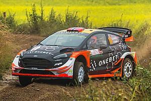WRC Новость Остберг поменял штурмана