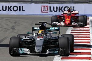 Формула 1 Важливі новини Льюіс Хемілтон: У Сочі я очікую на «справжню боротьбу» з Ferrari