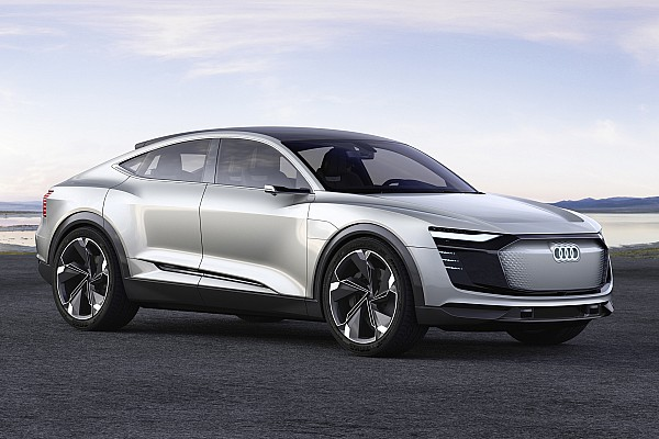 Bildergalerie: Designstudie Audi e-tron Sportback