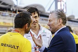 Formel 1 News Renault-Teamchef findet: Mercedes macht unfaire Verträge