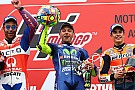 MotoGP Assen MotoGP: Rossi beats Petrucci by 0.063s after epic duel