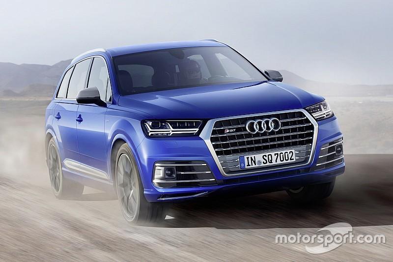 Audi ontwikkelt wielophanging die energie genereert op hobbelige wegen