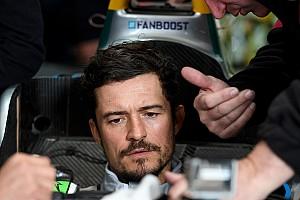 Формула E Новость Орландо Блум разбил в Марракеше машину Формулы Е
