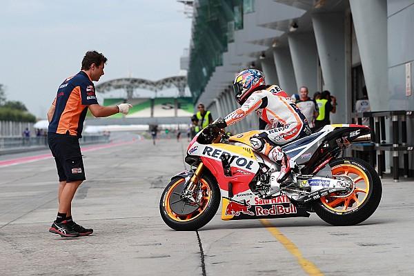 MotoGP公式テスト初日:ペドロサ首位。ヤマハ新カウルをテスト!?
