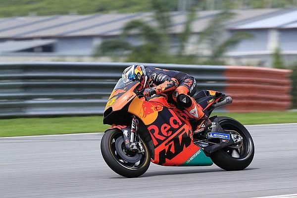 MotoGP Son dakika KTM: Espargaro'nun olmayışı